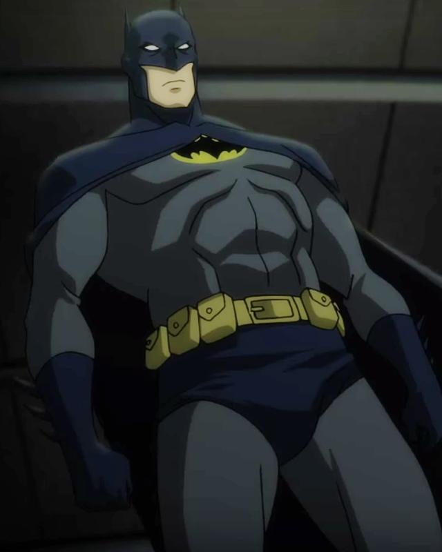 Luke Fox Batwing Wallpaper: Batman Goes Missing In New Trailer For BATMAN: BAD BLOOD