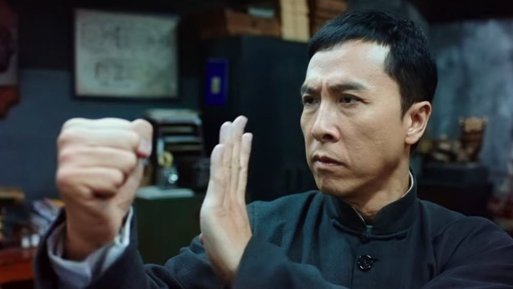 donnie yen home
