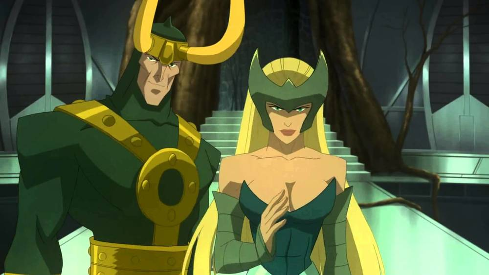 major female villain will reportedly appear in thor