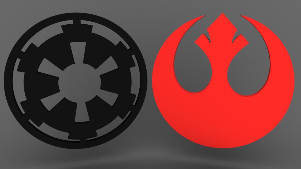Star Wars Rebel Alliance Logo Mistaken For Terrorist Symbol On News