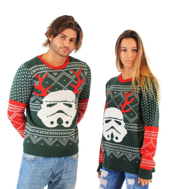 here are some ugly star wars christmas sweaters1