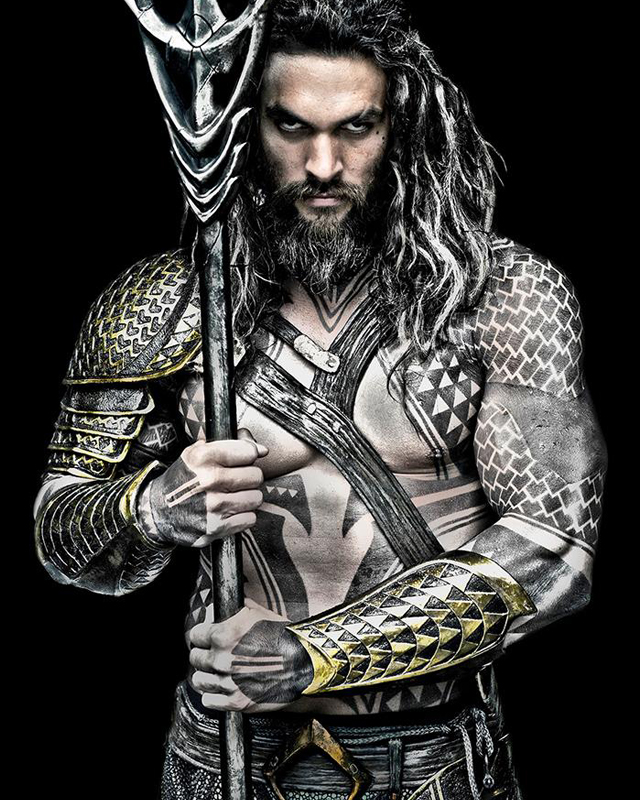 Jason Momoa Early Years: Rumor: Info About AQUAMAN's Villain, DCEU Diversity, And