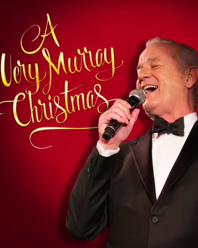 Murray Christmas.Teaser Trailer Released For Bill Murray S A Very Murray
