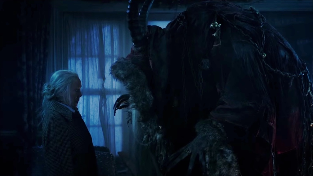 krampus featurette a christmas horror film with a dark fun sense of humor geektyrant. Black Bedroom Furniture Sets. Home Design Ideas