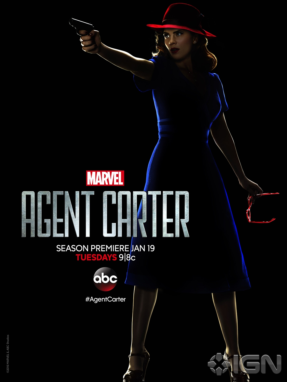 new-noir-style-poster-for-agent-carter-season-2