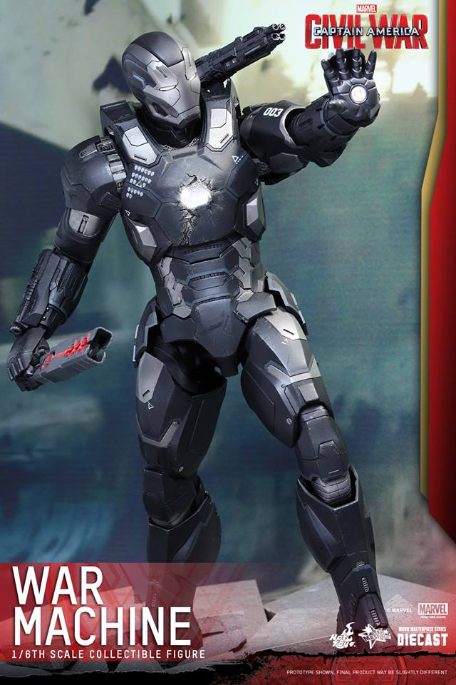 war machine infinity war