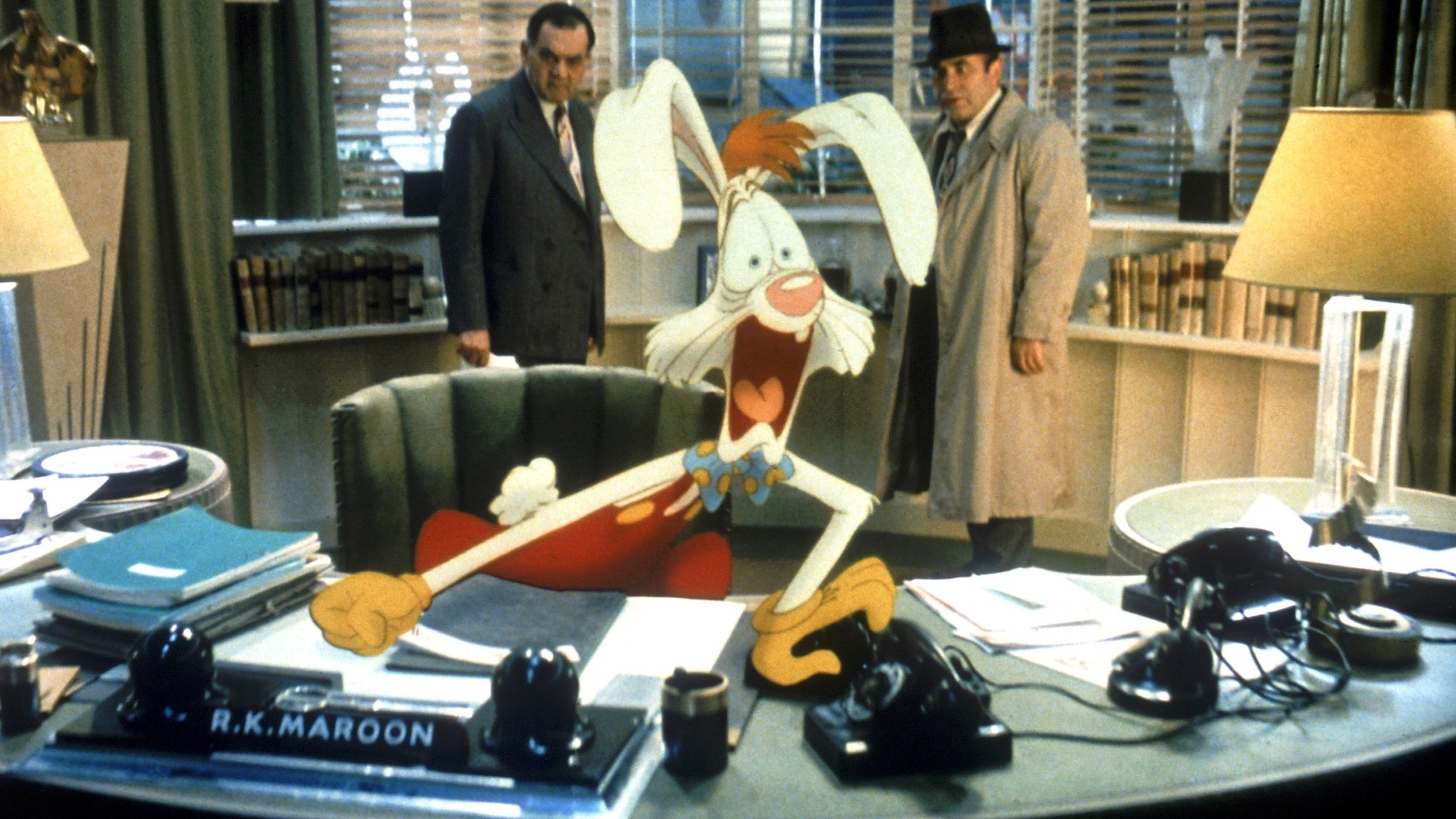 107 Facts About WHO FRAMED ROGER RABBIT? — GeekTyrant