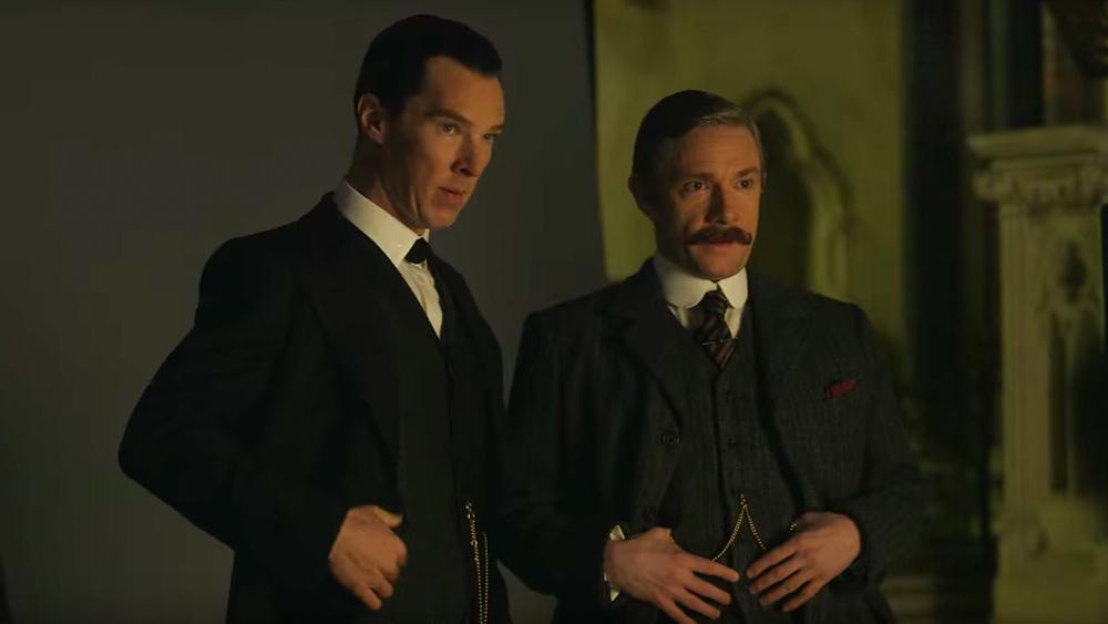 دانلود فیلم شرلوک و عروس زشت