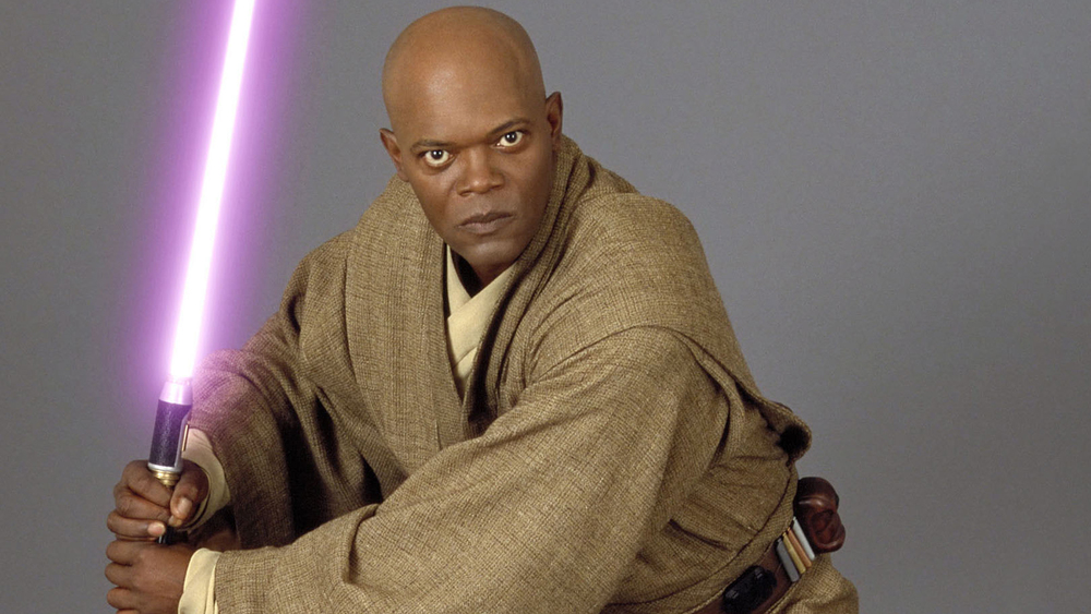 Samuel l jackson new star wars