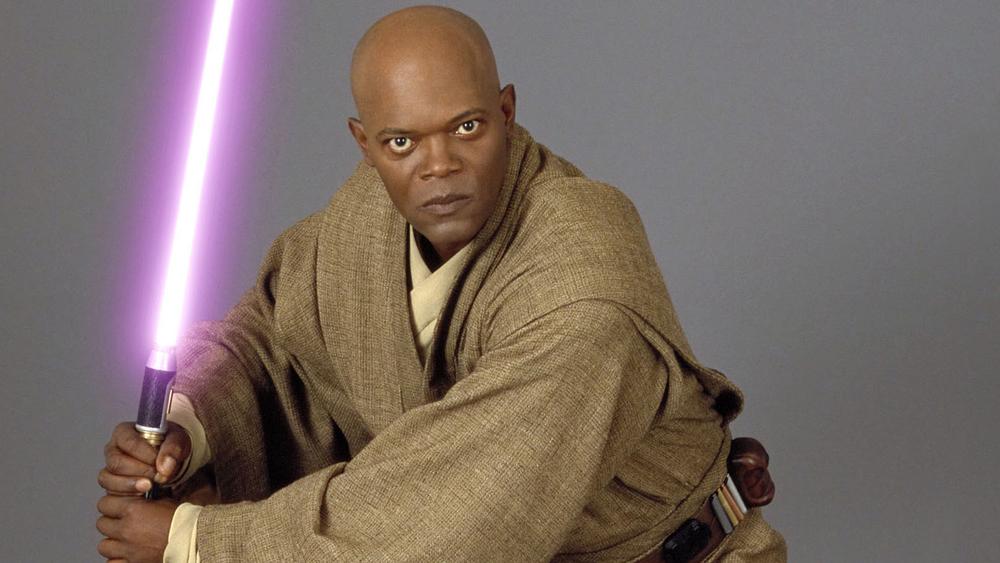 Samuel l jackson new star wars