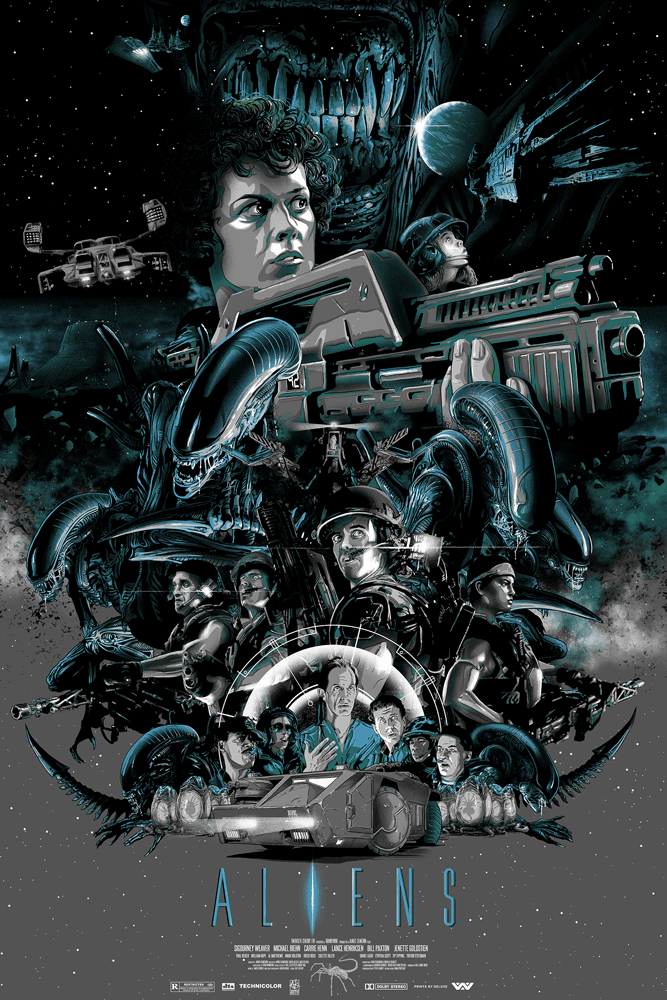 """Aliens"" by Vance Kelly"