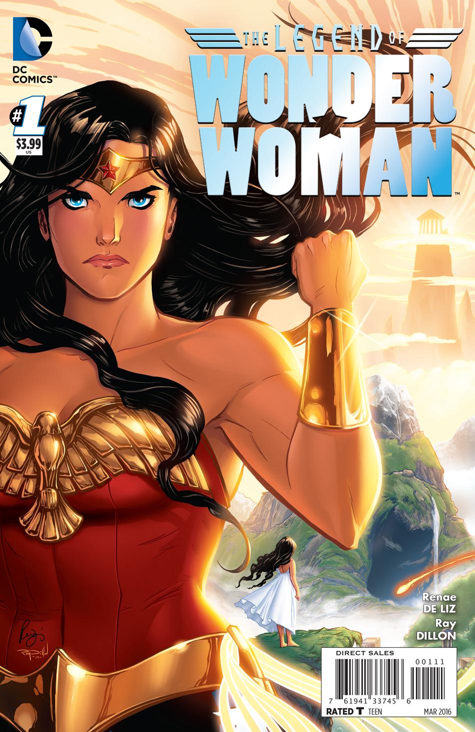 Oc's Comics Magazine - Magazine cover