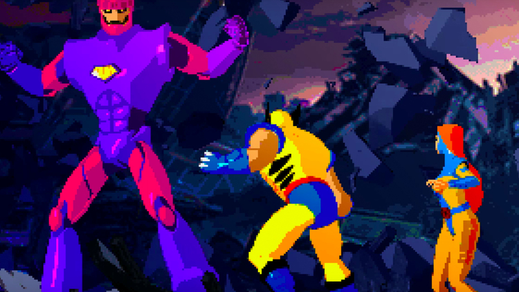 watch x men danger room protocols kicks off wolverine and a few weeks ago we wrote about joel furtado s x men danger room protocols a web series inspired by the 90s x men the animated series at the time only