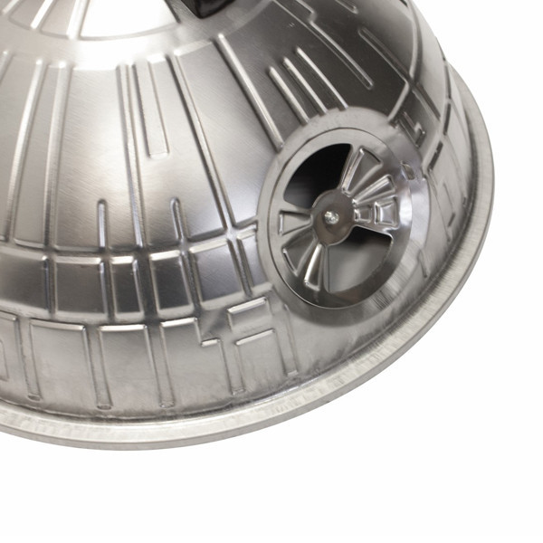 Grill Up Some Meat On This Death Star Grill Geektyrant