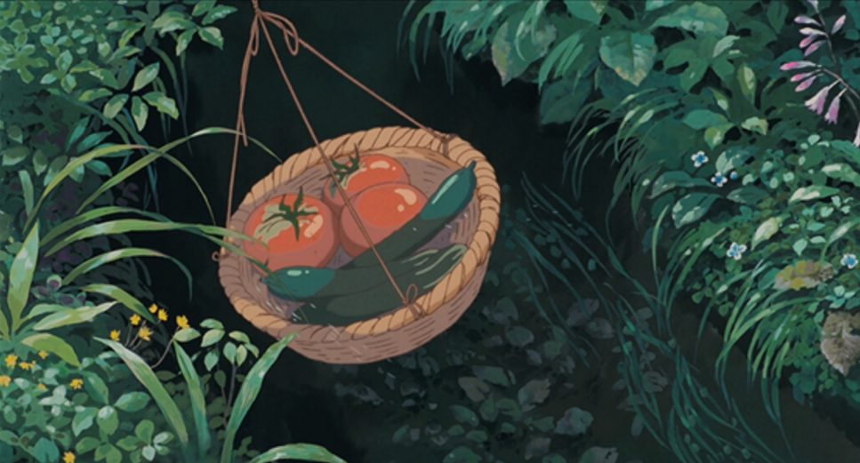 Hayao Miyazaki Film Food — Part Two: MY NEIGHBOR TOTORO ...