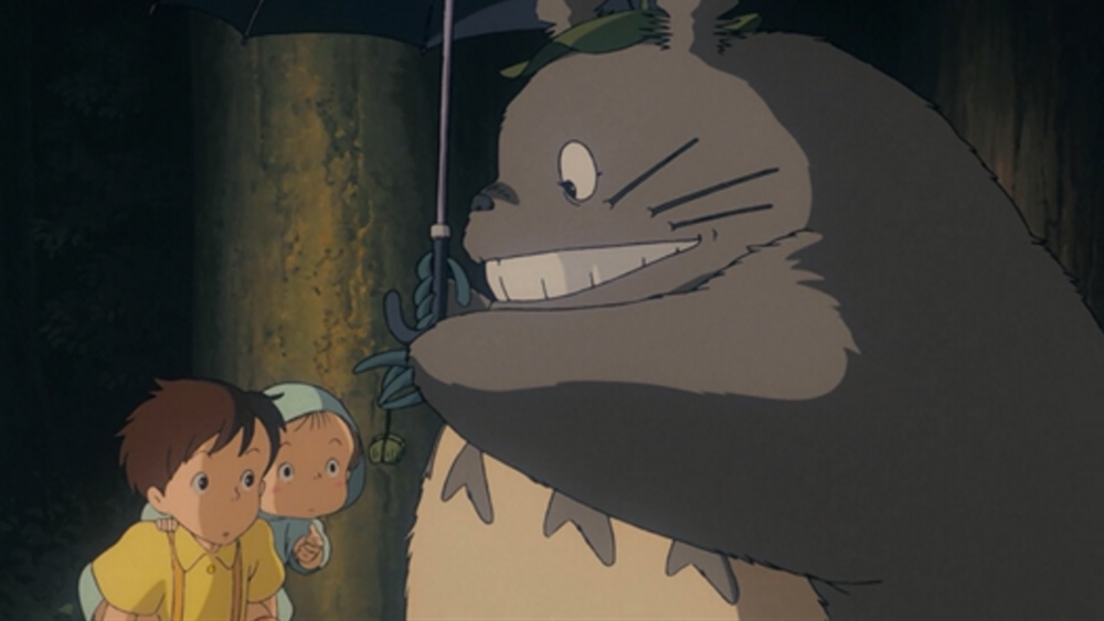 an overview of hayao miyazakis film my neighbor totoro Animated film provides viewers with an imaginary  and compare them with those in anime directed by miyazaki hayao  animation and otherness : the politics of.
