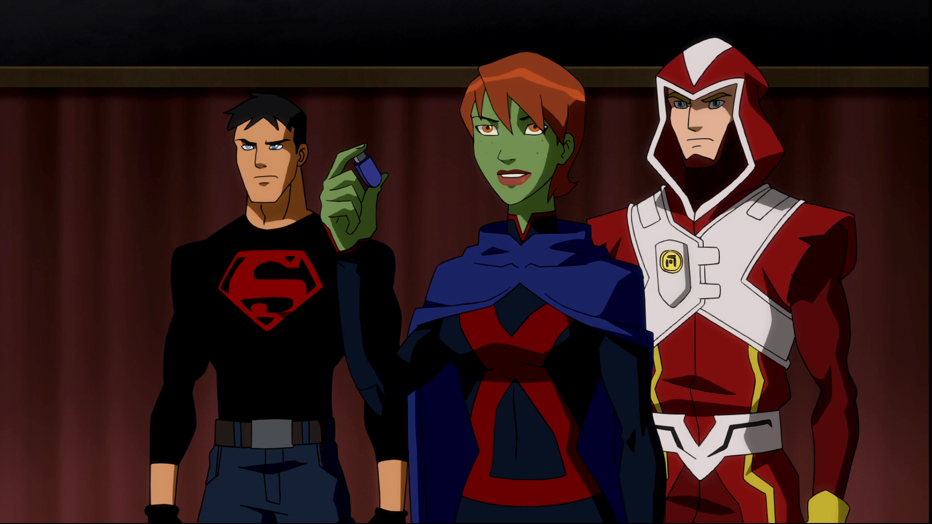 netflix is currently reviewing young justice stats for a potential