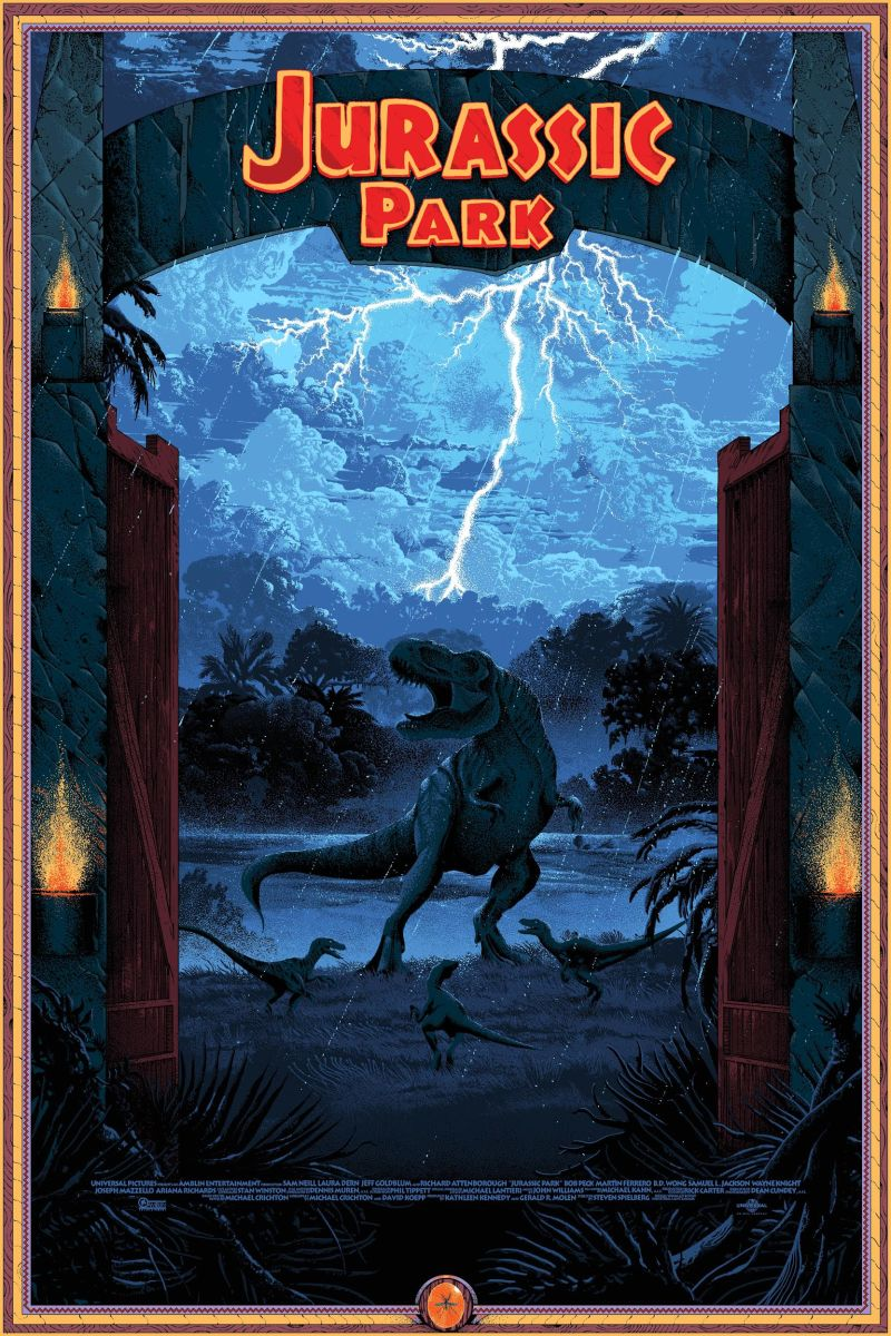 """the lost world jurassic park essay In 1997, universal studios created an elaborate easter egg-filled website to  promote the then upcoming release of """"the lost world: jurassic."""