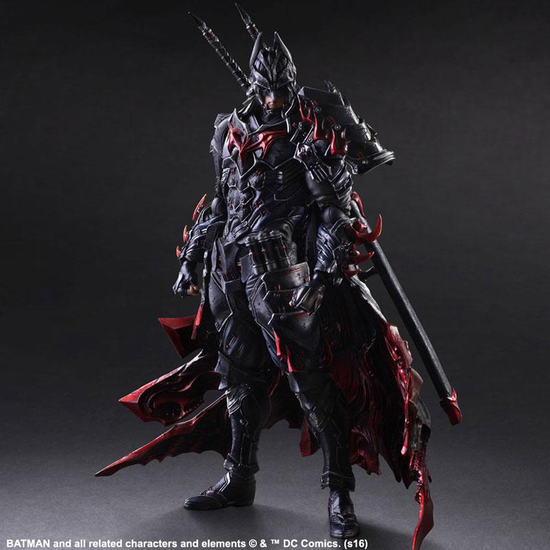 Square Enix Released Their Badass Samurai Batman Action