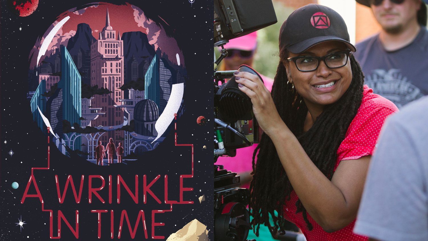 a wrinkle in time ava duvernay