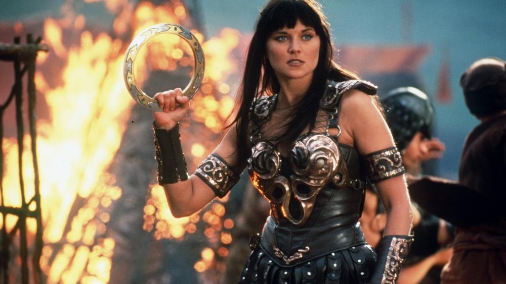 Xena is the warrior queen: actors and roles 77