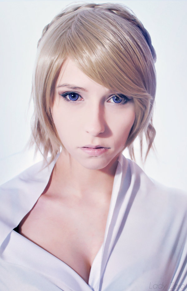 This Lunafreya Cosplay By Lady Zero Is So Accurate Its
