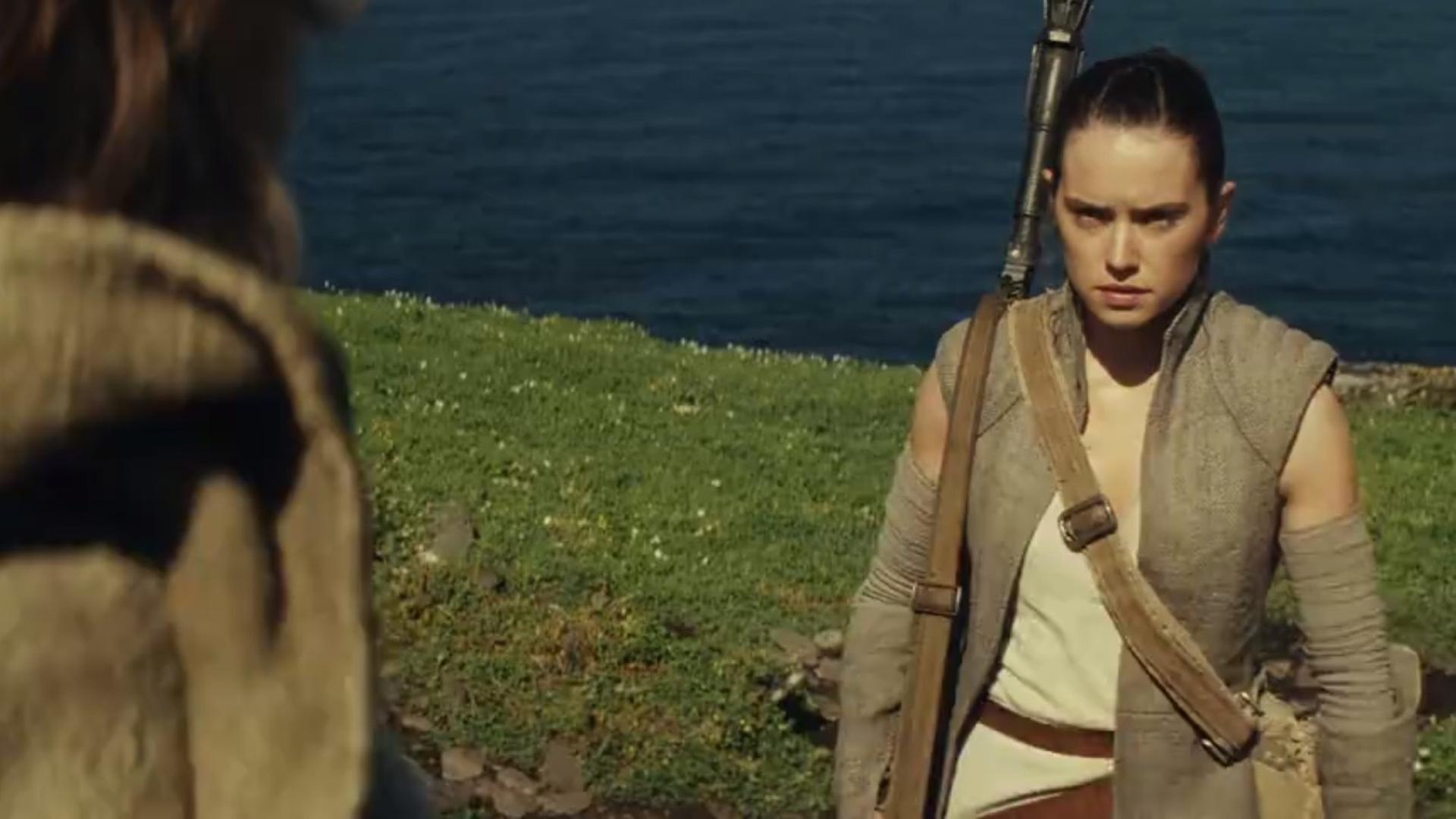 c2a67f5bfafb71 STAR WARS Star Daisy Ridley Could Play Lara Croft in TOMB ...
