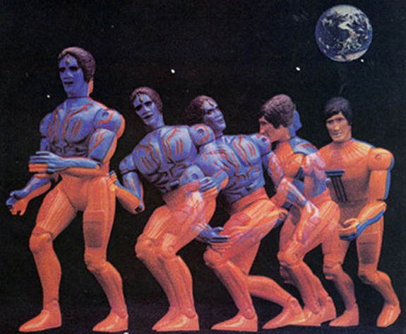 80s Toys Action Figures : Action figures cartoons from the s that could be