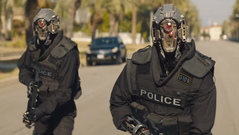 Robot Cops Hunt Down Mutants in Teaser Trailer for Stephen ...