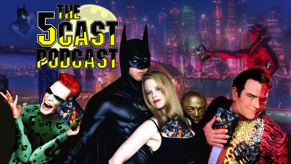 Batman Forever: 5 Things About The Movie That Are Actually