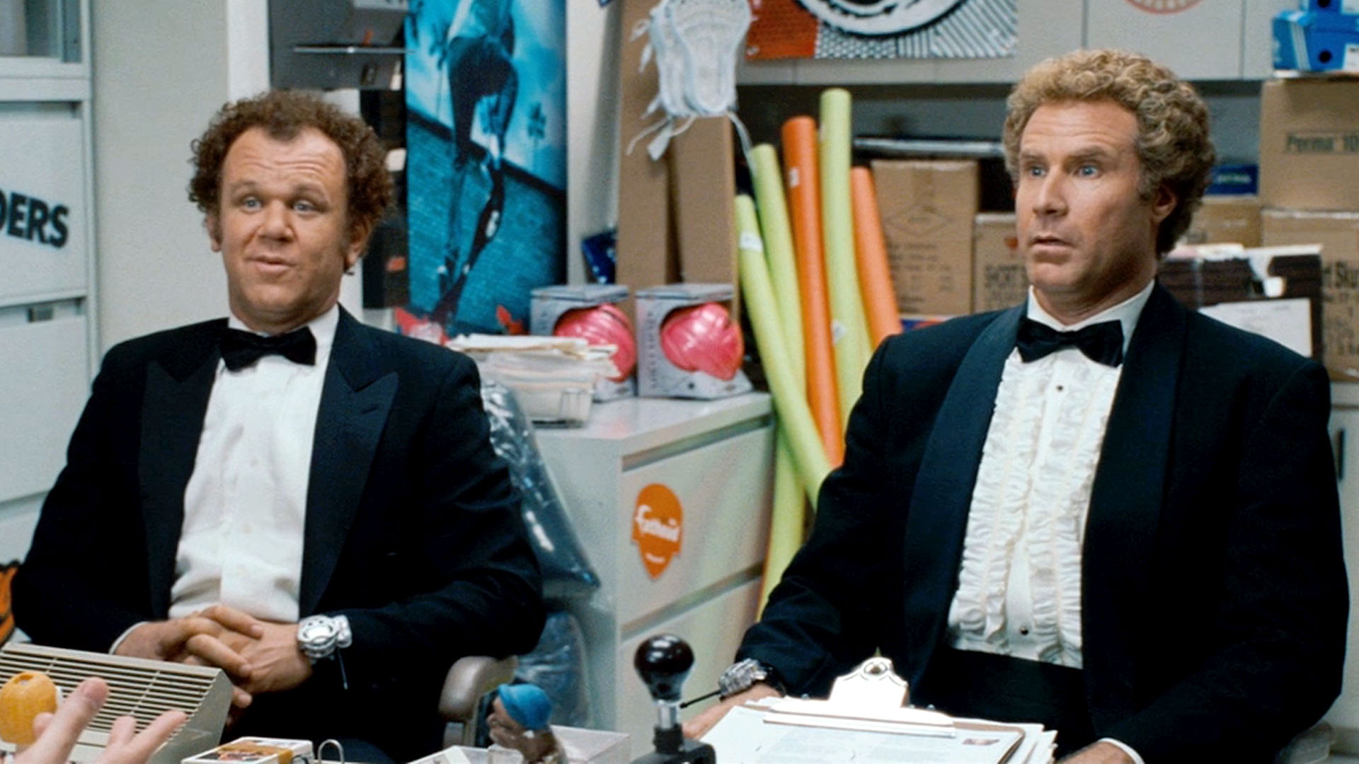 Adam Mckay Step Brothers