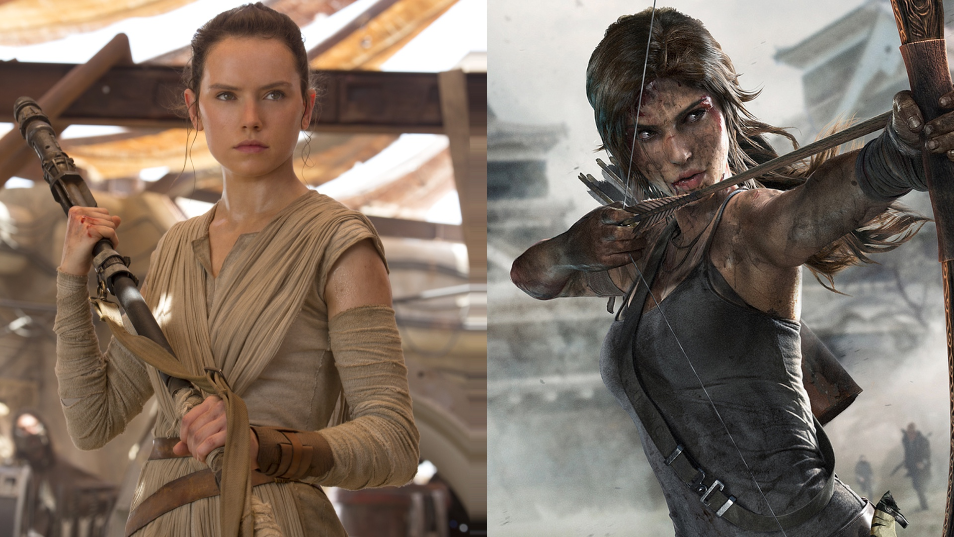 d8decaa534bd32 Daisy Ridley Confirms She s Up For Lara Croft Role in TOMB RAIDER ...