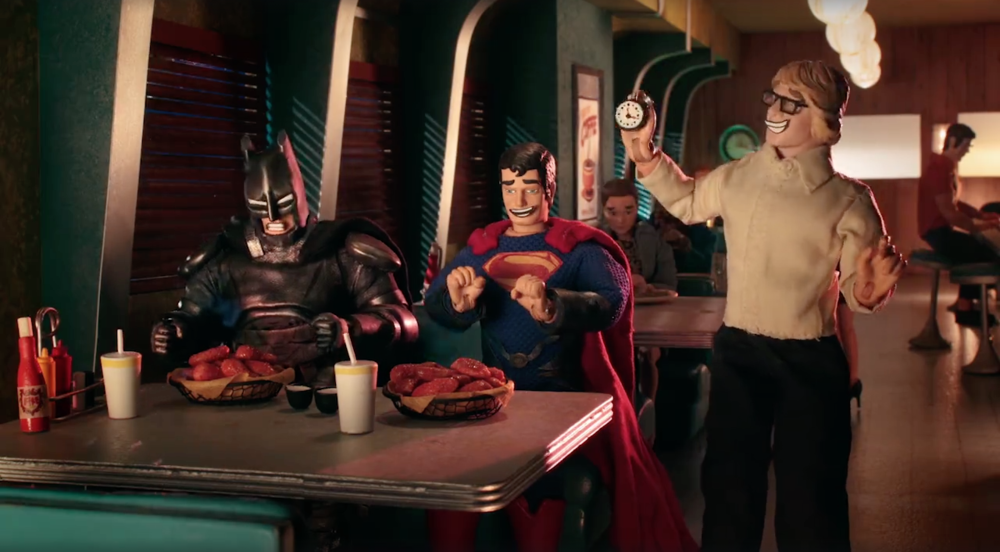 batman-superman-vs-the-wild-hotwings-and-your-dad-in-hilarious-robot-chicken-spot