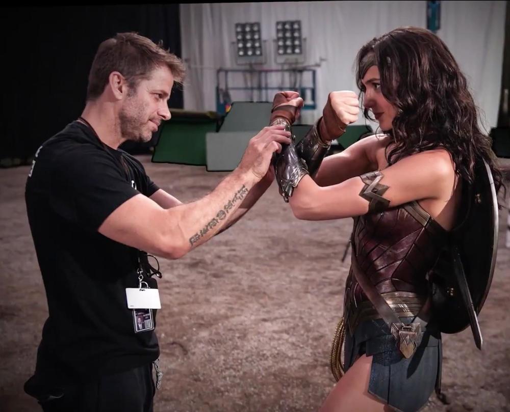 """Film """"Justice League"""" BVS+bts+1"""