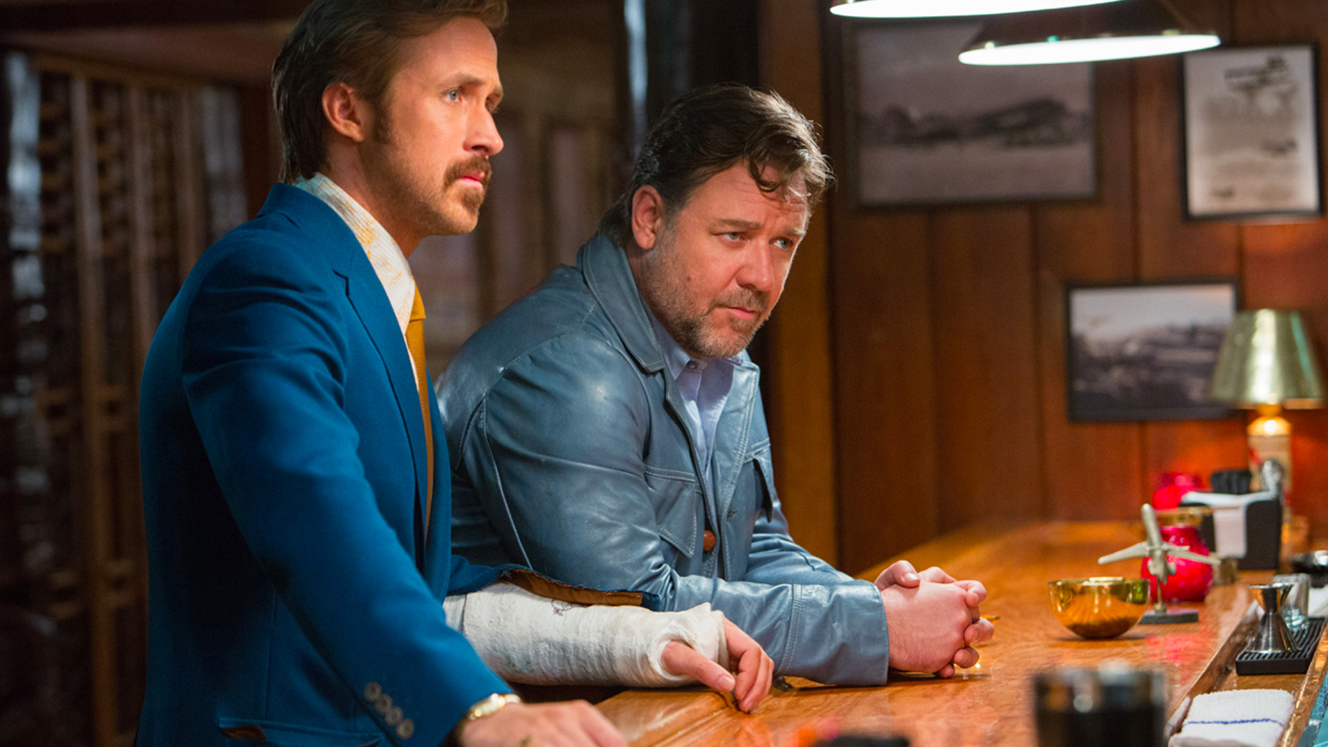 Shane Black Iron Man 3 Kiss Kiss Bang Bang Is One Of My Favorite Filmmakers So Im Really Excited To See His New Movie The Nice Guys
