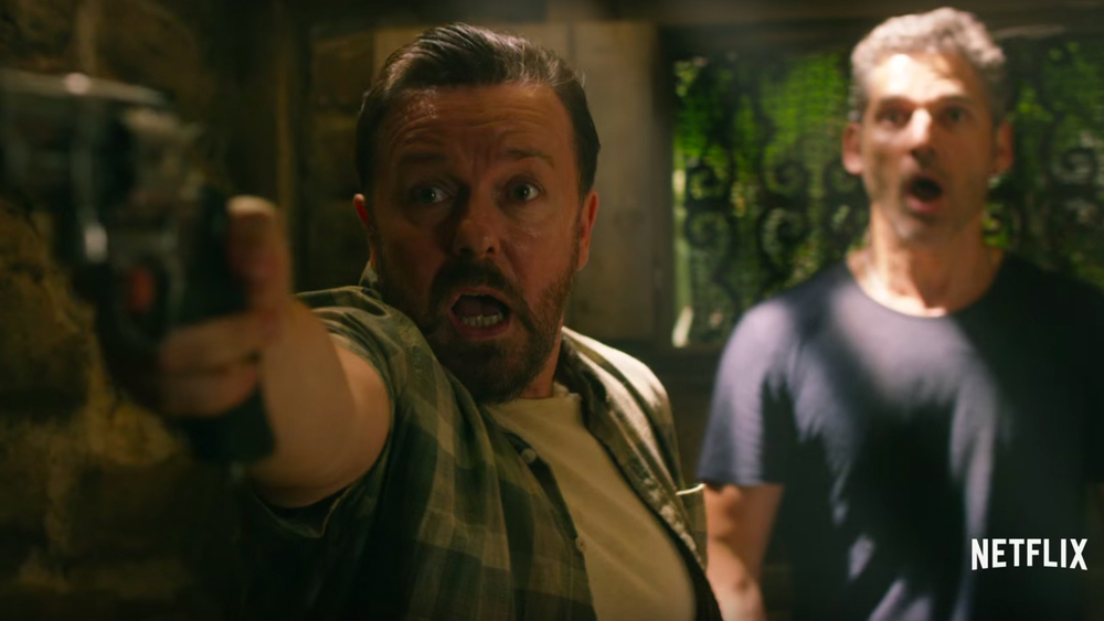 Ricky Gervais Making 'The Office' Movie Featuring His ... |Ricky Gervais Movies