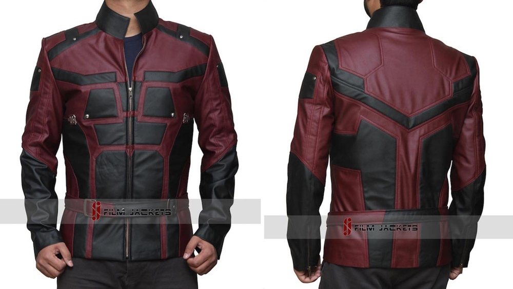 DAREDEVIL-Themed Leather Jacket Will Make You Look and ...