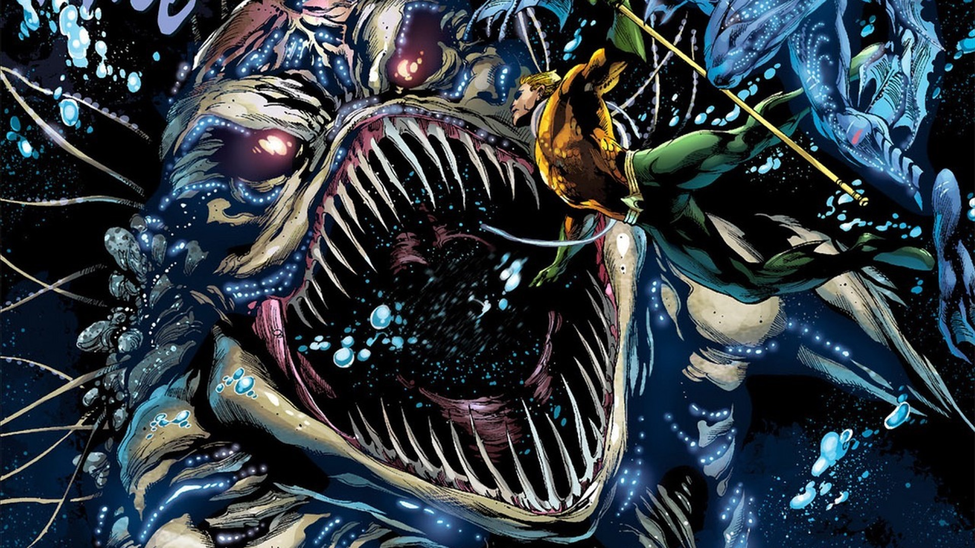 James Wan Says His Aquaman Will Be Cool Badass And Have Sea Batman V Superman Over The Weekend Was Introduced Into Dc Extended Universe In It One Of Most Disappointing Moments Movie