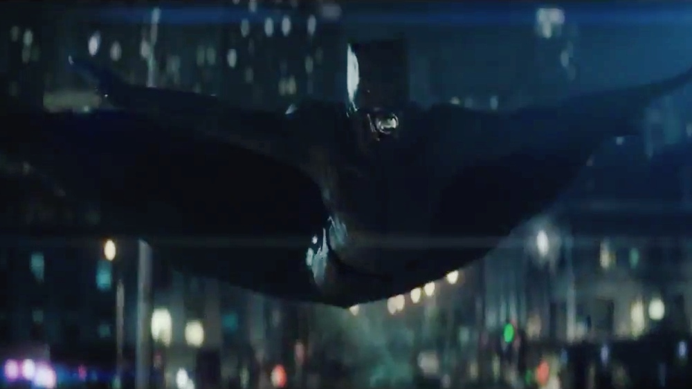 Batman Appears In New Suicide Squad Trailer (But Harley Quinn Steals The Show)