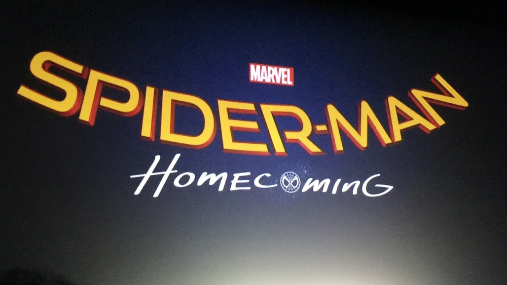 SPIDER-MAN: HOMECOMING is The Official Title of The New ...