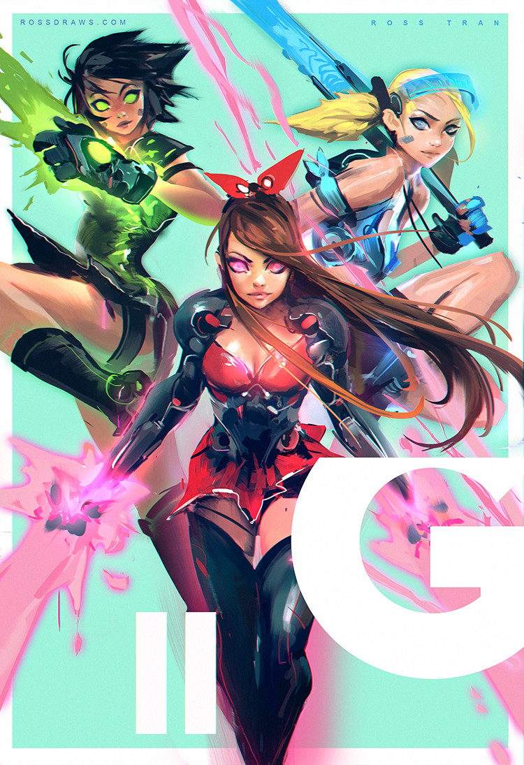 wildly-cool-power-puff-girls-and-metroid-fan-art-with-hilarious-creation-videos3