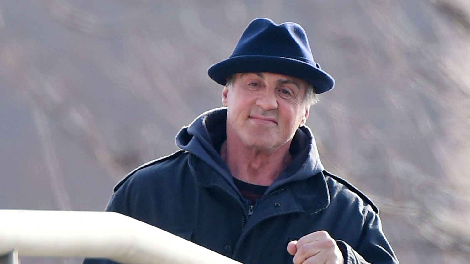 Sylvester Stallone Starring in First Television Series