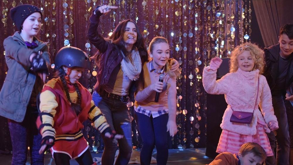 Rap Battle Trailer For Disney S Adventures In Babysitting