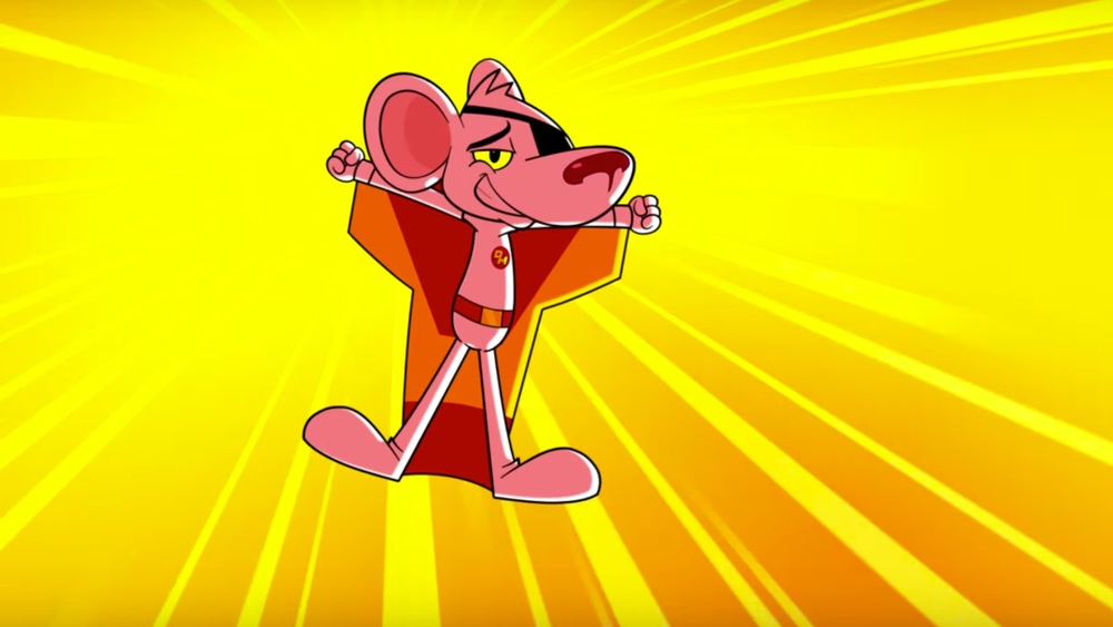 Trailer For Netflix S Danger Mouse Animated Series