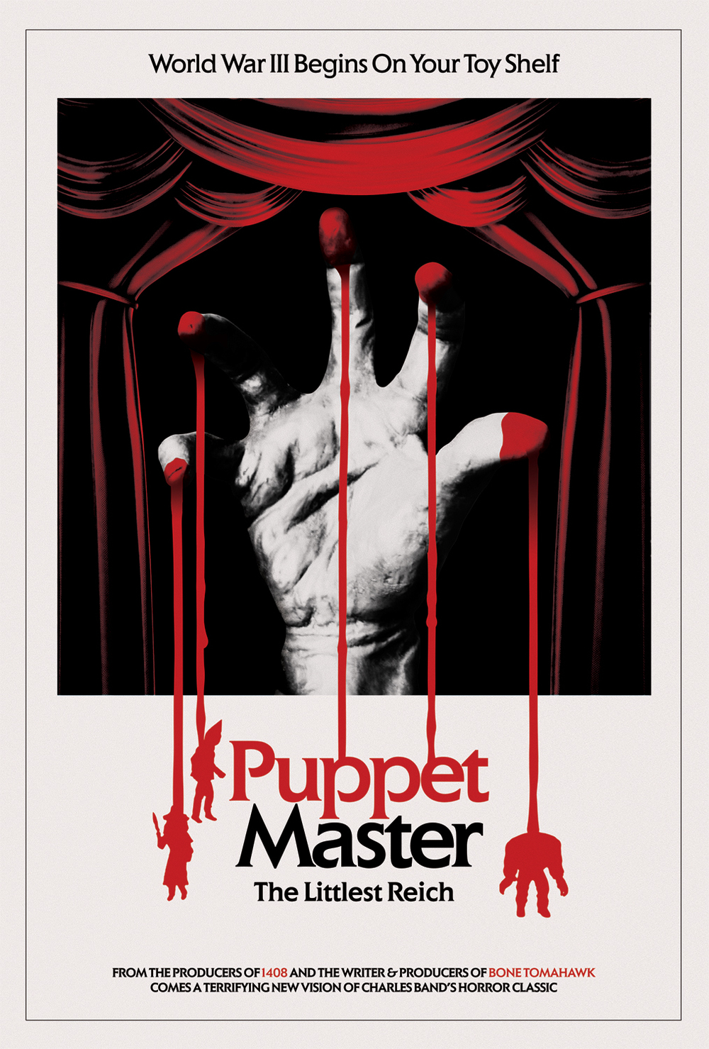 bone tomahawk writer creating an all new puppet master cinematic bone tomahawk writer creating an all new puppet master cinematic universe