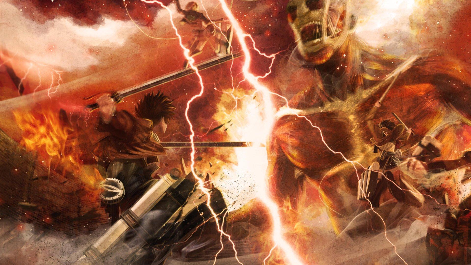 Season 2 Of ATTACK ON TITAN Delayed Until 2017