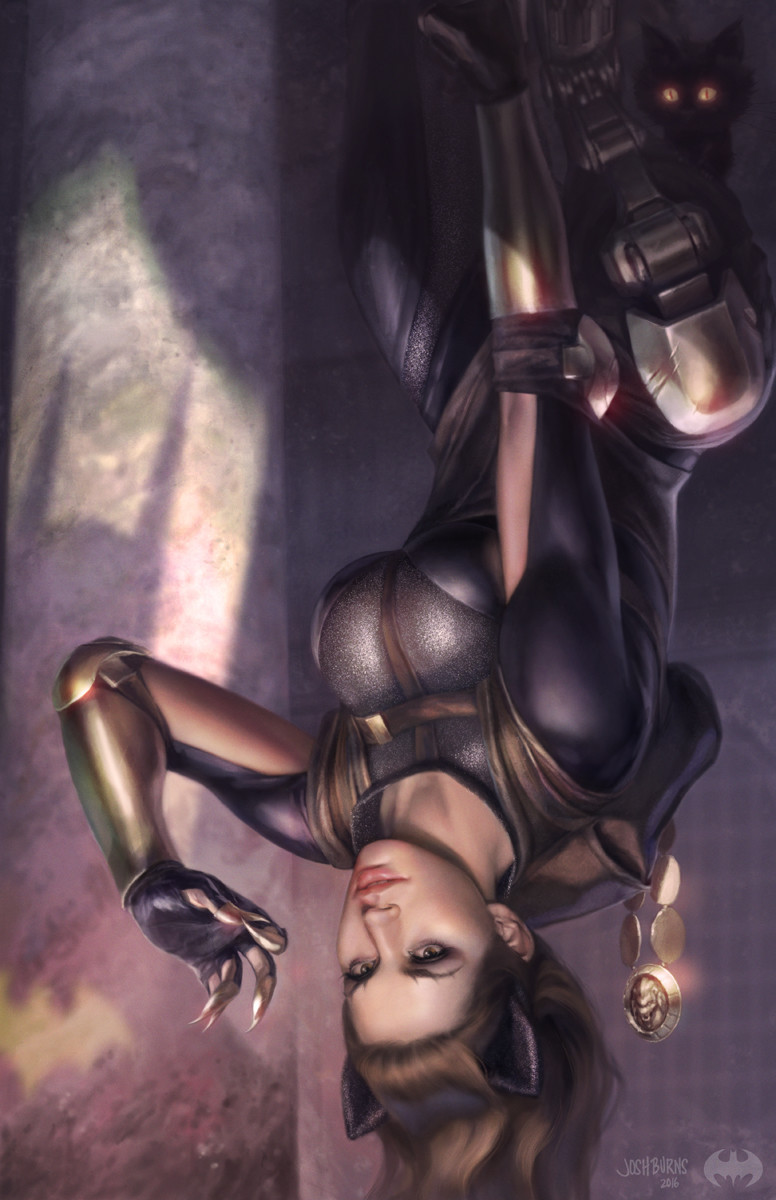 beautiful-poison-ivy-and-catwoman-art-by-josh-burns2