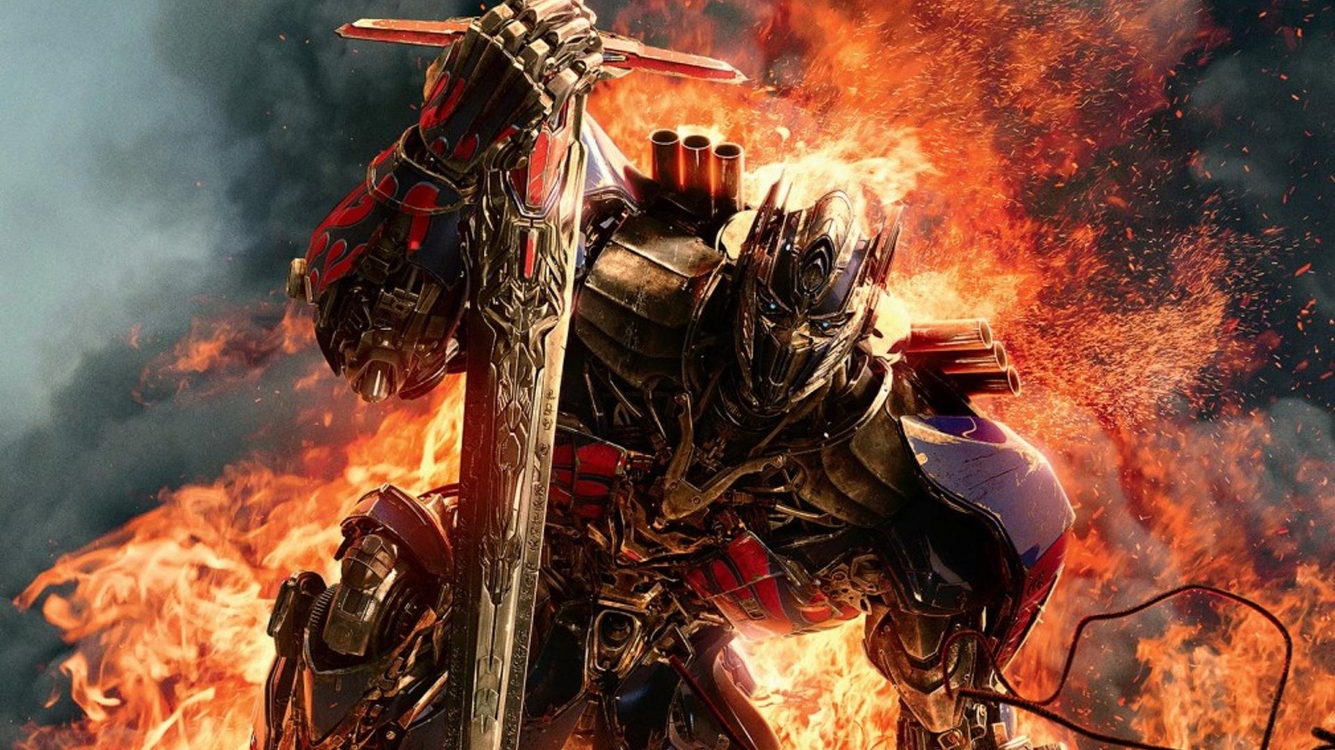 Robot Đại Chiến 5: Kỵ Sỹ Cuối Cùng, Transformers 5: The Last Knight (2017)