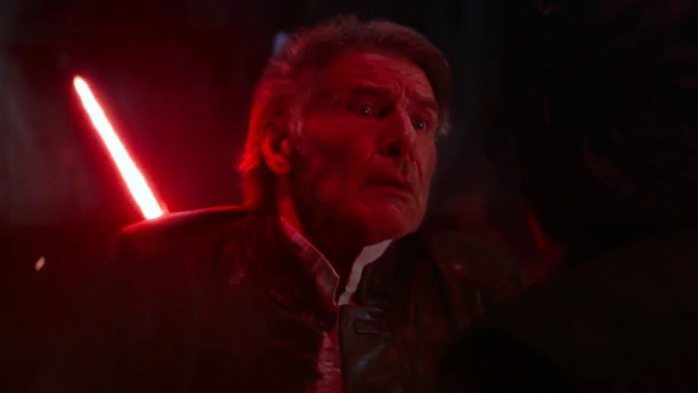 Is Han Solo Going To Stay Dead Harrison Ford Says He S