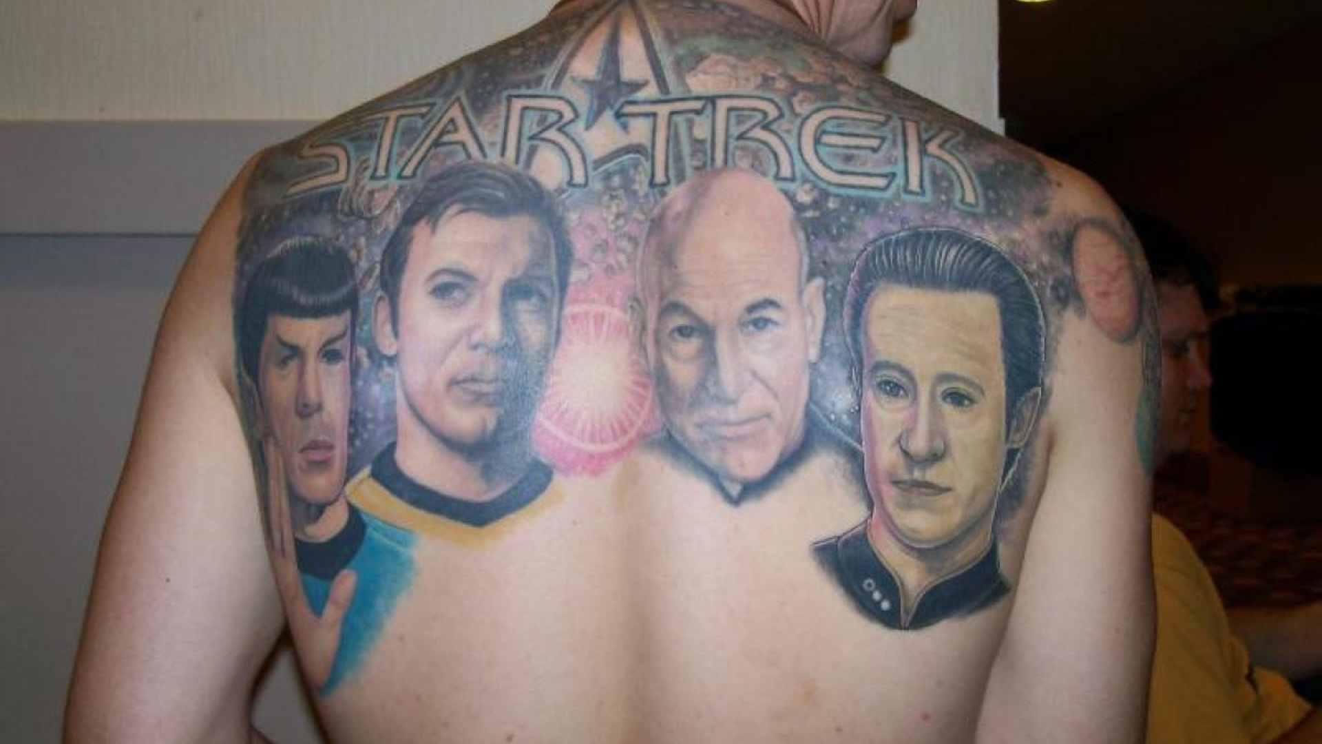 New Tattoo Ink Fades After A Year So You Have No Regrets Geektyrant